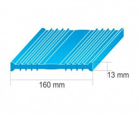 PVC WATERSTOP V 160