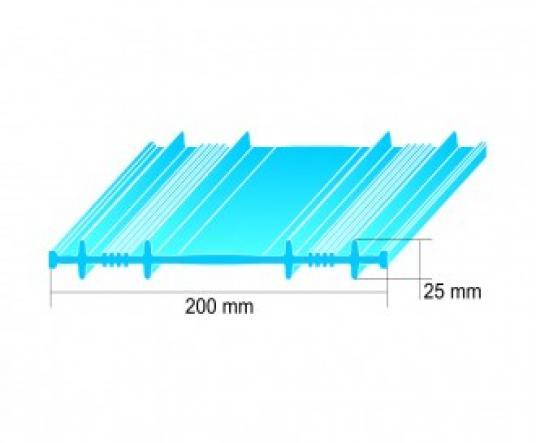 PVC WATERSTOP W 200
