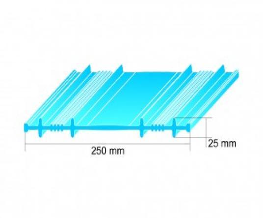 PVC WATERSTOP W 250