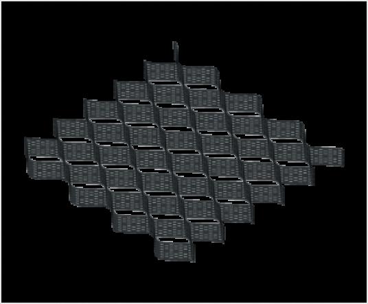 VERSIWEB 2440 x 6100 x 100mm